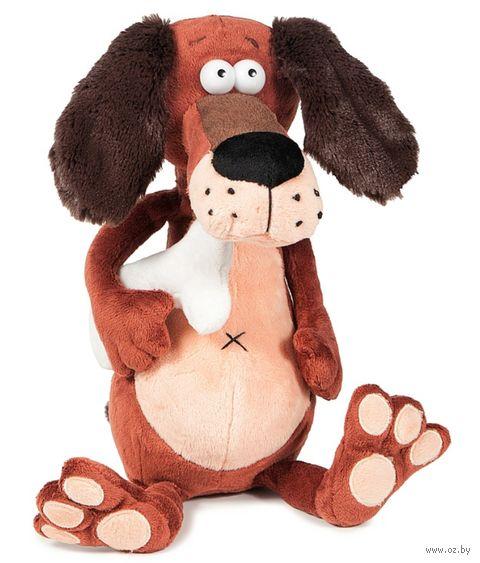 "Мягкая игрушка ""Пёс & Kostochka"" (25 см) — фото, картинка"