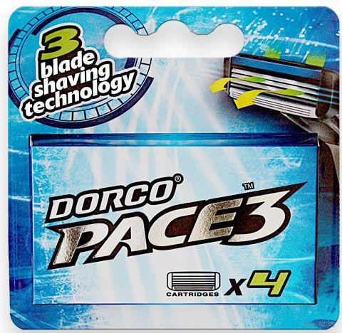 """Кассета для станка """"Pace 3"""" (4 шт.) — фото, картинка"""