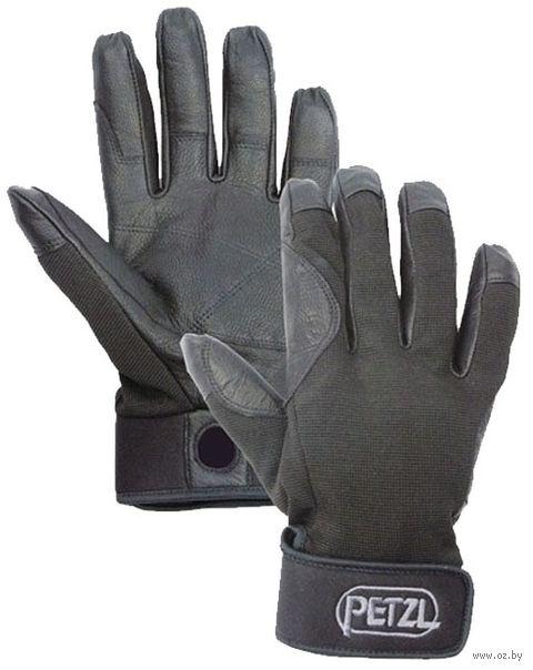 """Перчатки альпинистские """"Cordex"""" (р. XL; чёрные) — фото, картинка"""