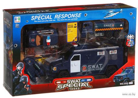 """Игровой набор """"Swat special"""" (арт. 999-053C) — фото, картинка"""