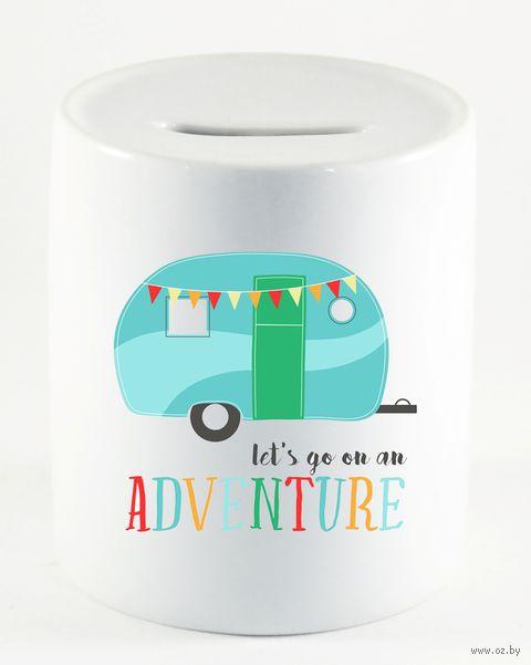 "Копилка ""Adventure"" (арт. 762)"