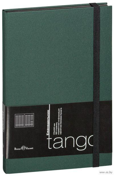 """Еженедельник недатированный """"Tango"""" (B5; зеленый) — фото, картинка"""