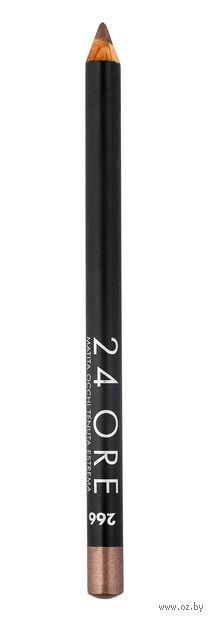 """Карандаш для глаз """"24Ore Eye Pencil"""" (тон: 266) — фото, картинка"""