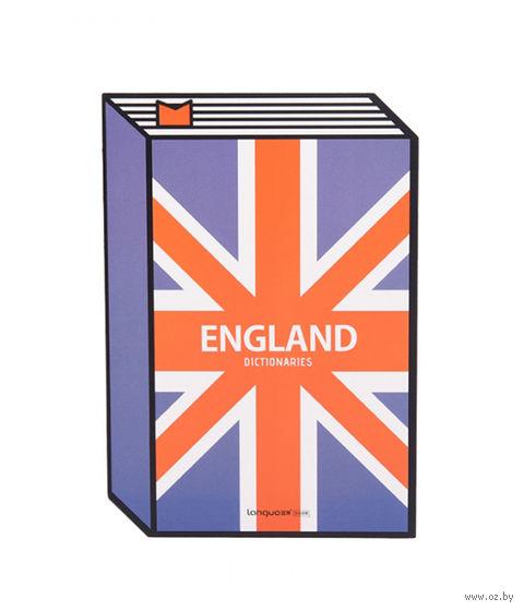 """Блокнот """"England"""" (А5) — фото, картинка"""