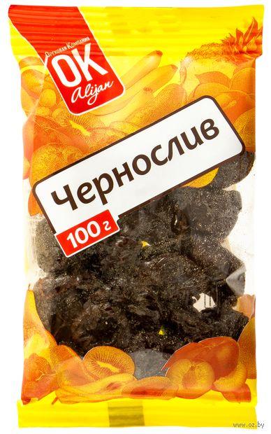 "Чернослив без косточки ""ОК!"" (100 г) — фото, картинка"