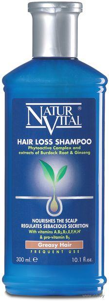 "Шампунь для волос ""Natur Vital. Greasy Hair"" (300 мл) — фото, картинка"