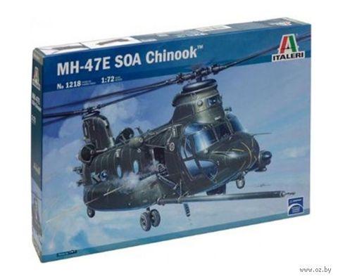 "Сборная модель ""Вертолет MH-47 E SOA Chinook"" (масштаб: 1/72) — фото, картинка"
