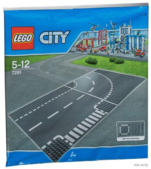 """LEGO City """"Т-образная развязка"""""""