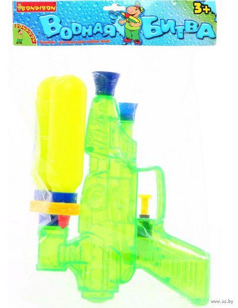 """Водяной пистолет """"Водная битва"""" (арт. ВВ0446)"""