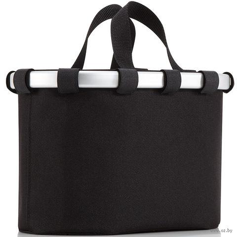 "Корзина для хранения ""Ovalbasket"" (S, black)"