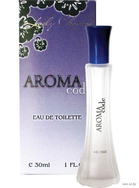 """Туалетная вода для женщин """"Aroma Code"""" (30 мл)"""