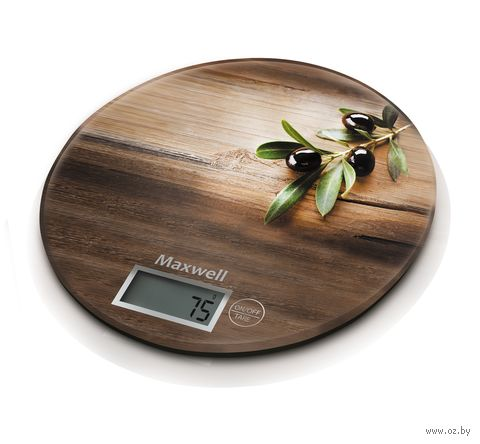 Кухонные весы Maxwell MW-1460BN — фото, картинка