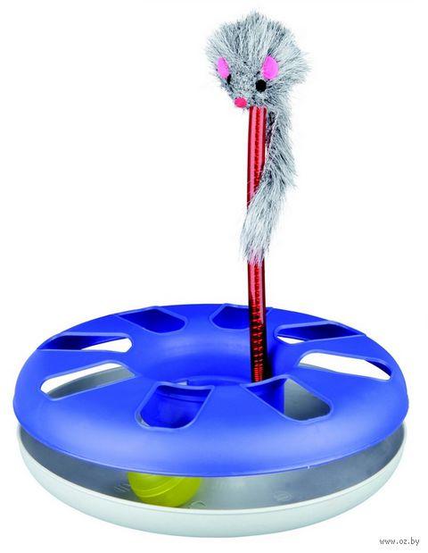 """Игрушка для кошек """"Безумный круг"""" (диаметр 24 см)"""