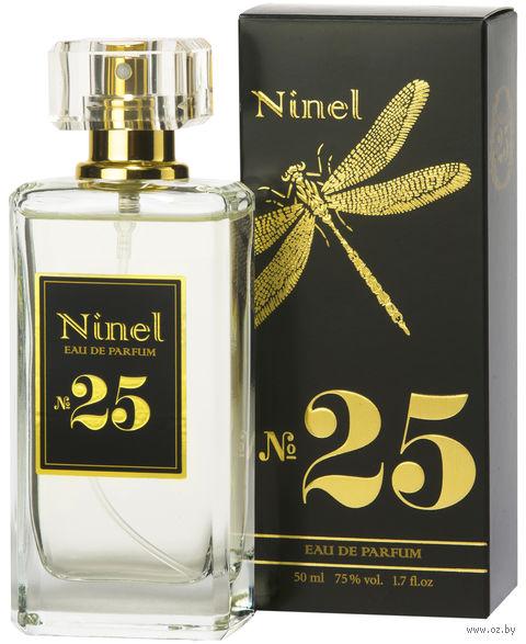"""Парфюмерная вода для женщин """"Ninel №25"""" (50 мл) — фото, картинка"""
