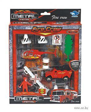 """Игровой набор """"Пожарная служба"""" (арт. И-4646) — фото, картинка"""
