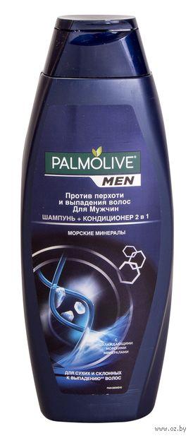 """Шампунь-кондиционер для волос 2в1 """"Против перхоти и выпадения волос"""" (380 мл) — фото, картинка"""