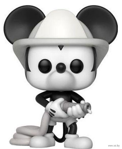 """Фигурка """"Mickey's 90th. Firefighter Mickey"""" — фото, картинка"""