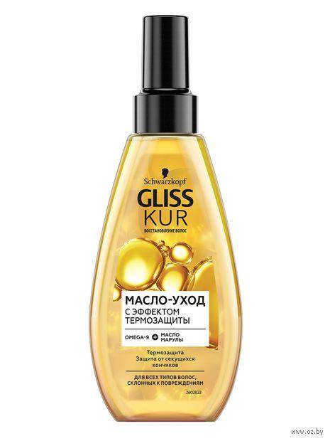 "Масло-спрей для волос ""Термозащита"" (150 мл) — фото, картинка"
