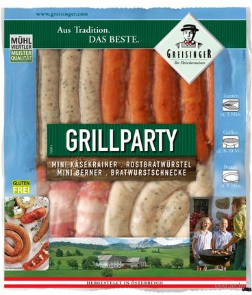 "Набор для жарки и гриля ""Greisinger. Grill Party"" (450 г) — фото, картинка"