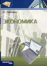 Экономика. Елена Ефимова