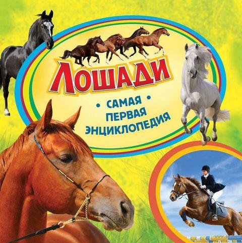 Лошади. Ирина Травина