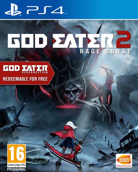 God Eater 2. Rage Burst (PS4)