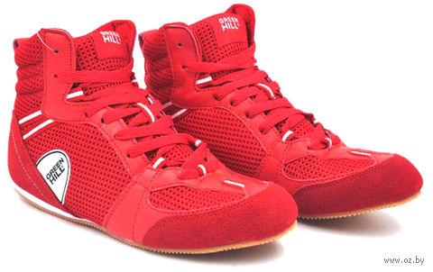 Обувь для бокса PS006 (р. 44; красная) — фото, картинка