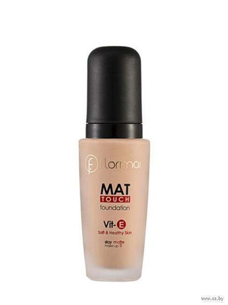 """Тональный крем для лица """"Mat Touch Foundation"""" (тон: 306) — фото, картинка"""