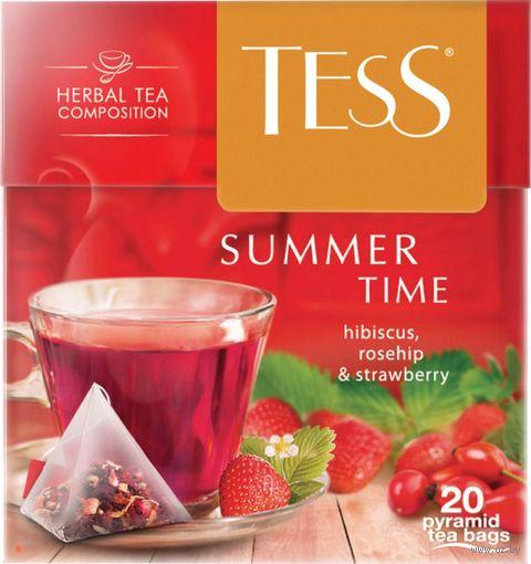 """Чай красный """"Tess. Summer Time"""" (20 пакетиков) — фото, картинка"""
