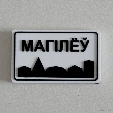 """Магнит Vitaem """"City. Mogilev"""""""