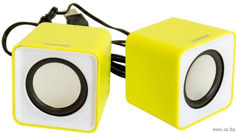 Колонки SmartBuy Mini (Yellow)