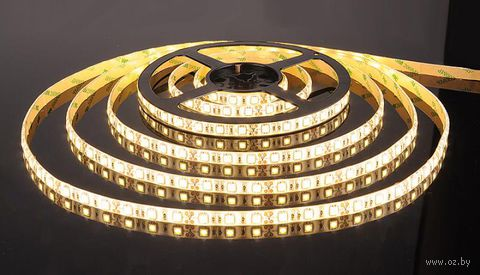 LED лента SMD 5050/60 Smartbuy-IP65-14.4W/WW (5 м)