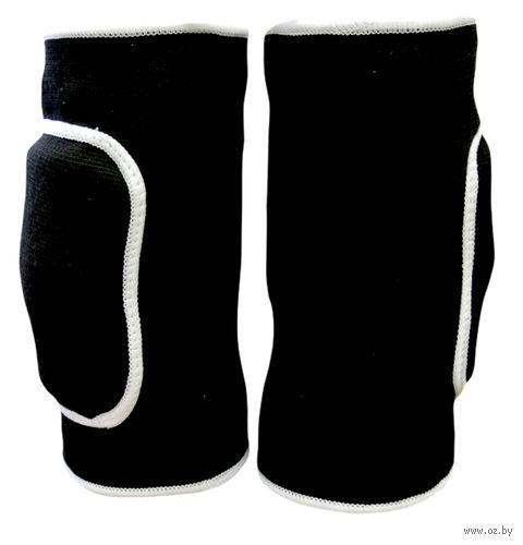 Наколенник волейбольный (S-M; пара; чёрный; арт. T07655) — фото, картинка