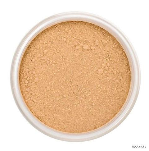 """Рассыпчатая пудра для лица минеральная водостойкая """"Saffron"""" (тон: цвет загара) — фото, картинка"""