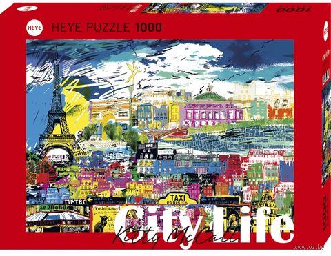 """Пазл """"Я люблю Париж"""" (1000 элементов) — фото, картинка"""