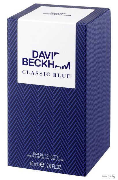 "Туалетная вода для мужчин ""Classic Blue"" (60 мл)"