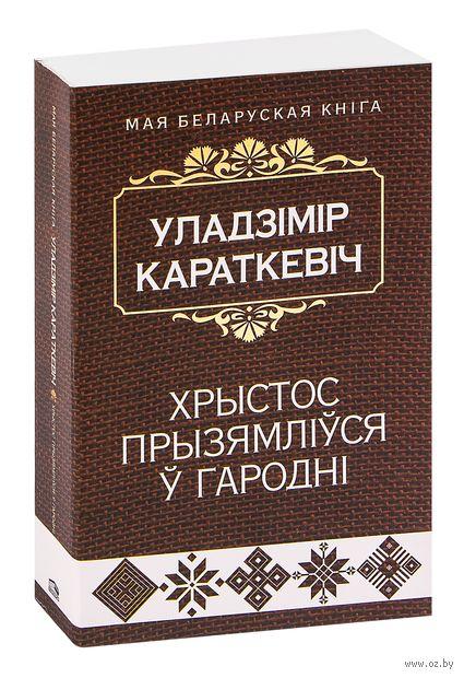 Хрыстос прызямлiўся ў Гароднi — фото, картинка