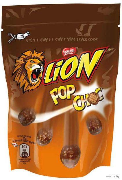 "Конфеты ""Lion. Pop Choc"" (140 г) — фото, картинка"