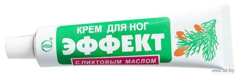 """Крем для ног """"Эффект"""" с пихтовым маслом (40 г)"""