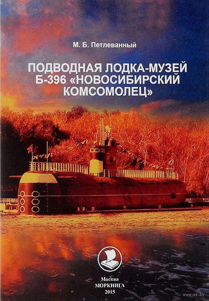 """Подводная лодка-музей Б-396 """"Новосибирский комсомолец"""". М. Петлеванный"""