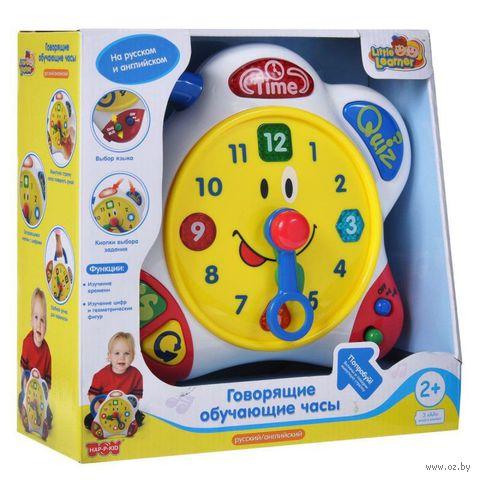 """Развивающая игрушка """"Говорящие обучающие часики"""" — фото, картинка"""
