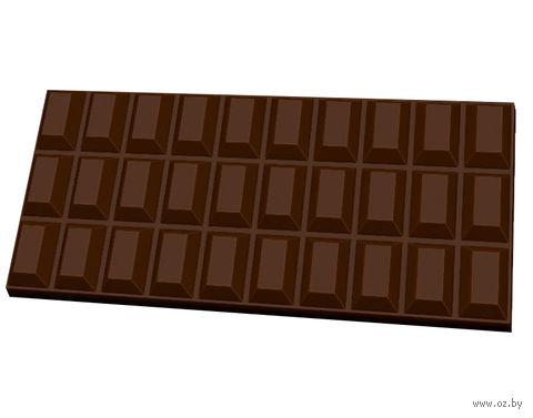 """Форма для изготовления мыла """"Шоколад. Тёмный"""" — фото, картинка"""
