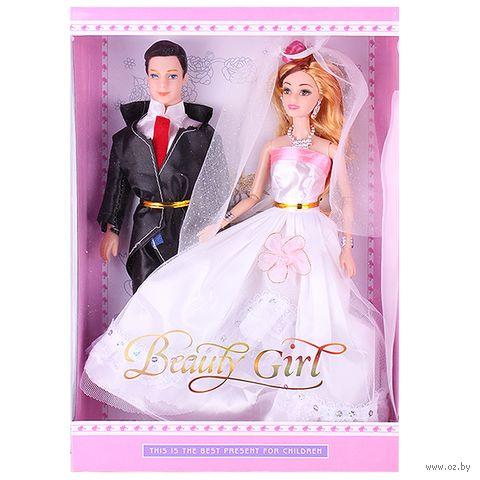 "Набор кукол ""Жених и Невеста"" (2 шт.) — фото, картинка"