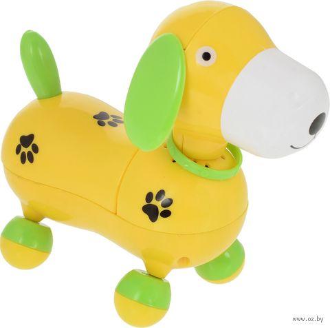 """Развивающая игрушка """"Веселый щенок"""" — фото, картинка"""