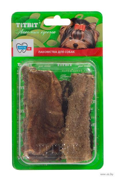 "Лакомство для собак ""Рубец говяжий"" (50 г) — фото, картинка"