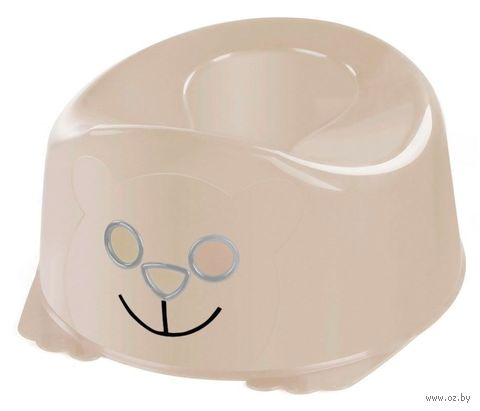 Горшок пластмассовый детский (арт. 4711.00) — фото, картинка