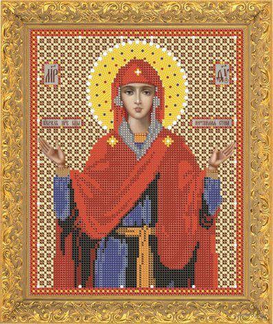 """Вышивка бисером """"Пресвятая Богородица. Нерушимая Стена"""" (арт. 7360)"""
