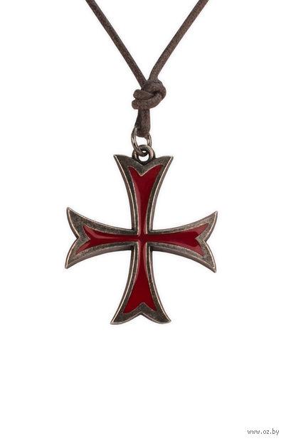 Кулон Assassin's Creed. Templar cross