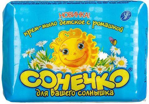 """Мыло детское """"С ромашкой"""" (4 шт. х 75 г) — фото, картинка"""