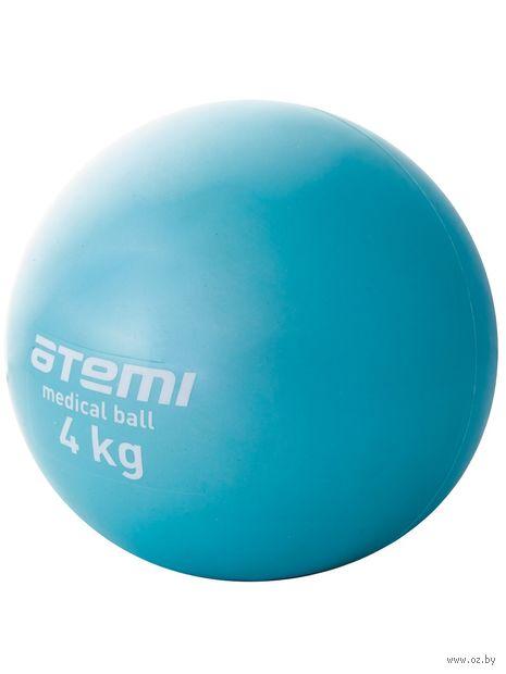 Медицинбол (4 кг; арт. ATB-04) — фото, картинка